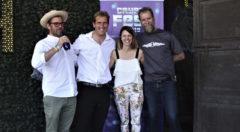 Simon Bishop, Jurgen Kuhnel, Sonya Kuhnel and Phillip Gibbs (Xago)
