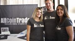 AltcoinTrader exhibition